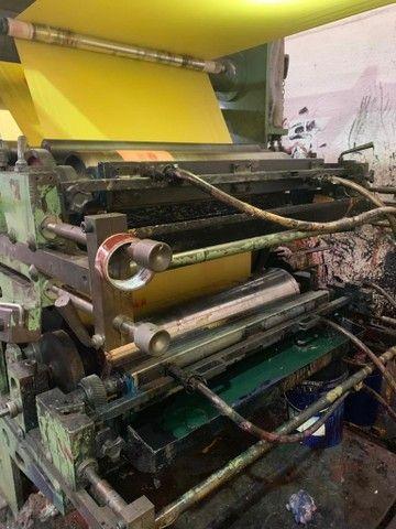 Impressora flexográfica 4 cores  - Foto 5