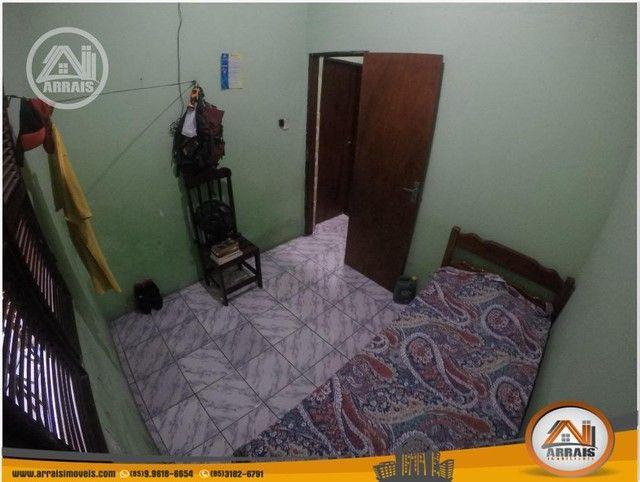 Casa com 3 dormitórios à venda, 200 m² por R$ 210.000,00 - Prefeito José Walter - Fortalez - Foto 11