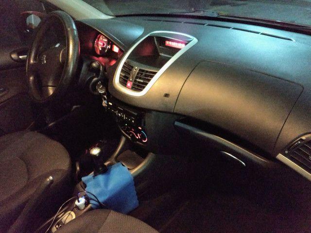 Peugeot 207 XR 1.4 8v Flex 2013 - Foto 5