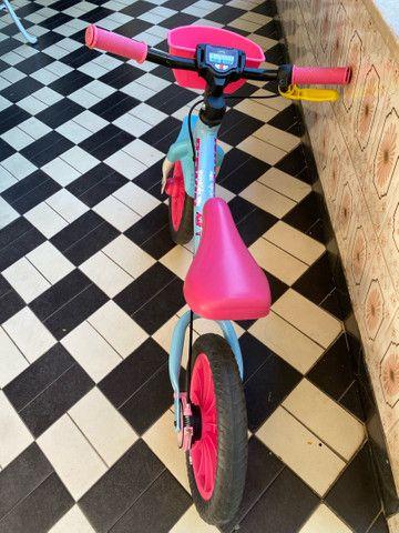 Bicicleta de equilíbrio sem pedal - Foto 4
