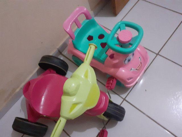 Triciclo e totoquinha ( brinquedos) - Foto 3
