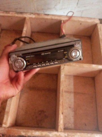 Carrinho de som com toca cd - Foto 4