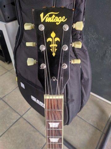 Guitarra Vintage Les Paul - Foto 5