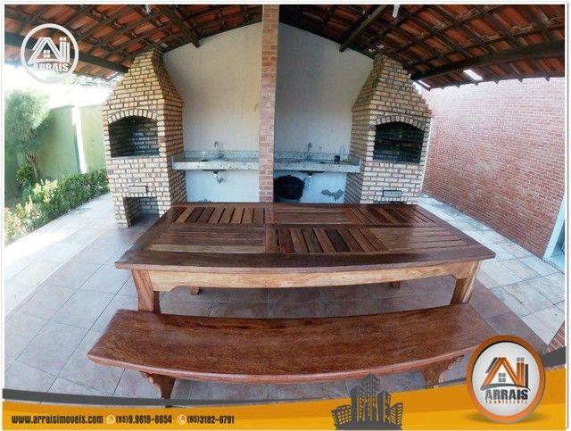 Apartamento com 3 dormitórios à venda, 64 m² por R$ 250.000 - Maraponga - Fortaleza/CE - Foto 4