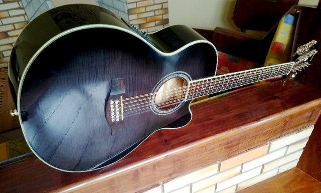 Violão 12 cordas Ibanez