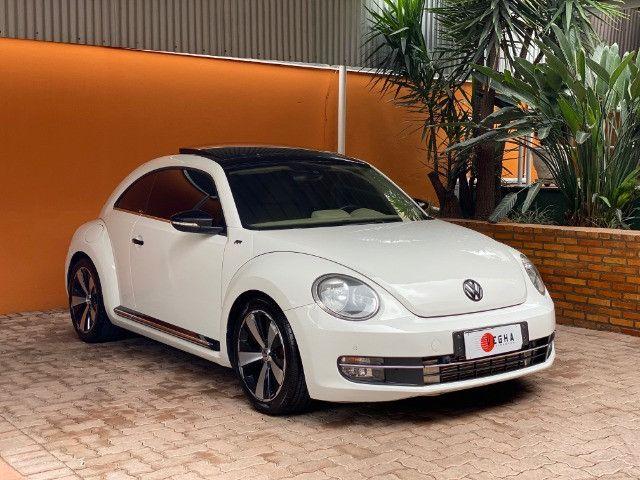 VW Fusca 2.0 TSi Turbo Manual 2013 + Teto, cheio de upgrades, 390 hp Rocket! - Foto 2