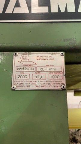 Impressora flexográfica 4 cores  - Foto 6