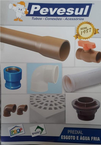 Representação de tubos, conexões e acessórios - Foto 2
