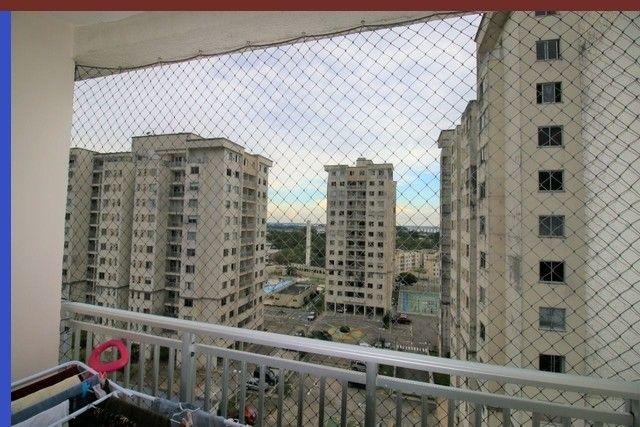Apartamento 3 Quartos Condomínio weekend Club Ponta Negra - Foto 8