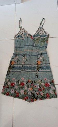 Lote de roupas seminovas - Foto 3