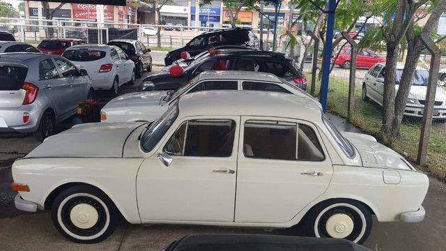 VW Fusca Zê do Caixão 1969, motor 1600; Carro de fácil restauração. - Foto 4