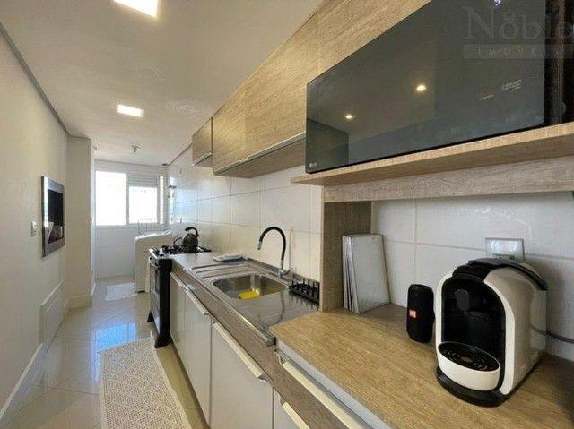 Apartamento 2 dormitórios na Praia Grande, condomínio completo, bem localizado - Foto 4