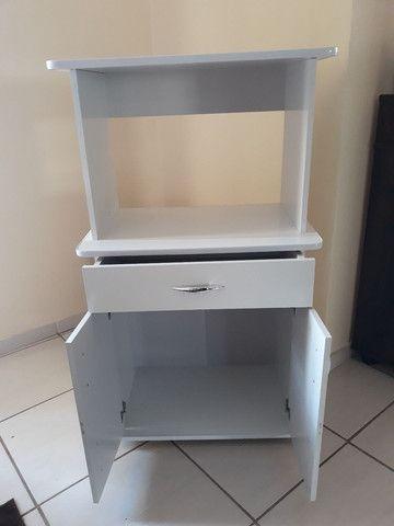 Balcão para microondas e forno  - Foto 2