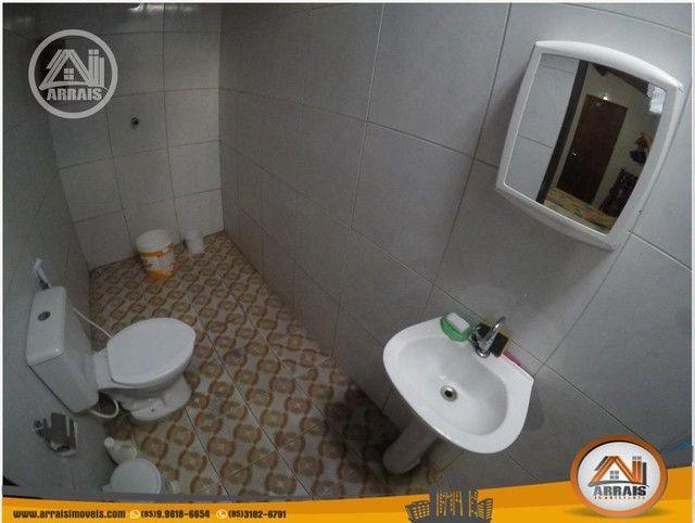 Casa com 3 dormitórios à venda, 200 m² por R$ 210.000,00 - Prefeito José Walter - Fortalez - Foto 19