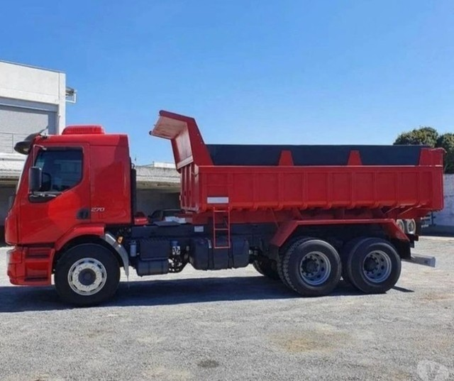 Caminhão VM 270 caçamba 8m³ - Foto 3