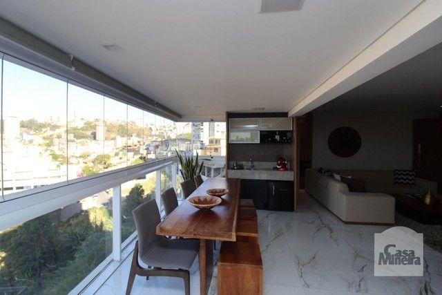 Apartamento à venda com 4 dormitórios em Santa lúcia, Belo horizonte cod:337032 - Foto 9