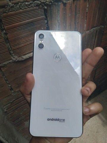 Motorola one vendo e troco - Foto 2