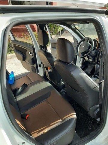 Renault Duster - branca - automático - único dono - Foto 4