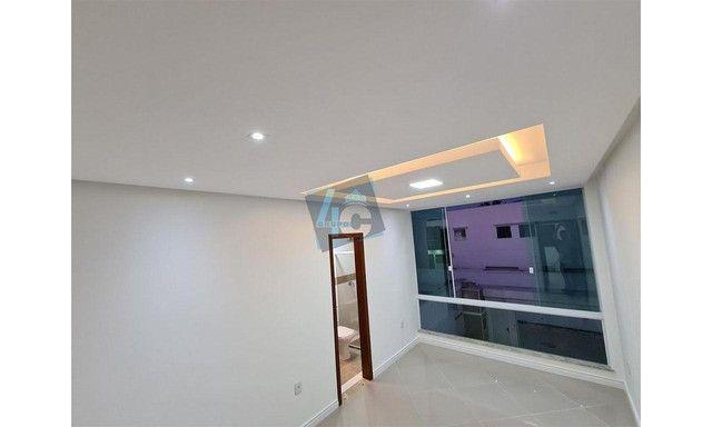 Casa Duplex com 3 dormitórios à venda, 94 m² por R$ 619.000 - Taperapuã - Porto Seguro/BA - Foto 14