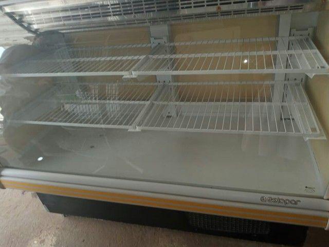 Balcão gelado (Expositor horizontal) - Foto 4