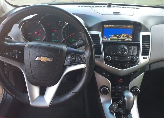 Cruze sedan  LTZ automático 13/13 raridade - Foto 7
