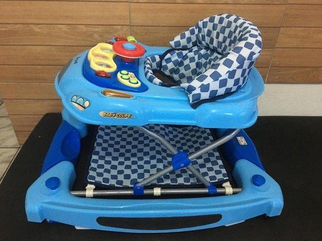 Andador baby coupé burigotto