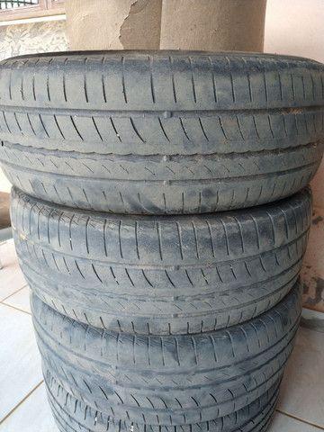 Jogo de pneus aro 16 - Foto 3