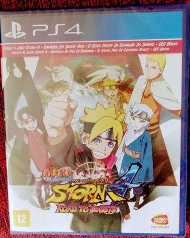 Naruto Ultimate Ninja Storm 4-