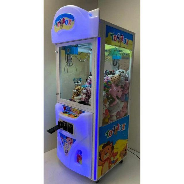 Máquina de diversão - Parceria de negócio - Foto 2