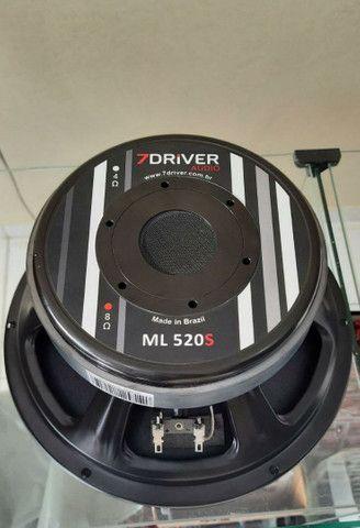 7Driver de 10 polegadas  - Foto 2