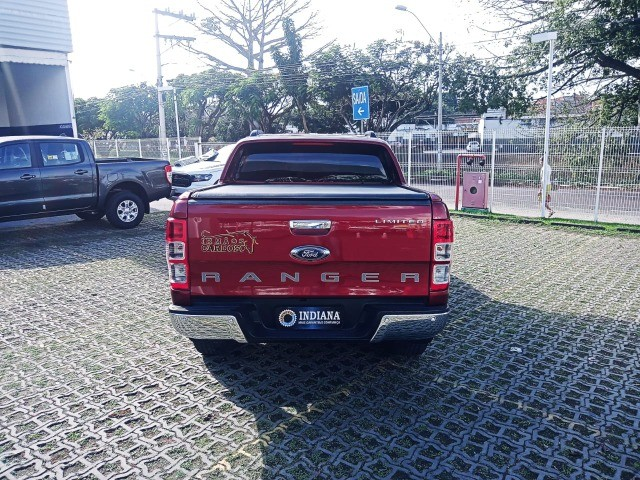 Ranger Limited 3.2 diesel 4x4 At  - Foto 6