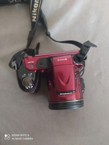 Câmera Nikon - Foto 2