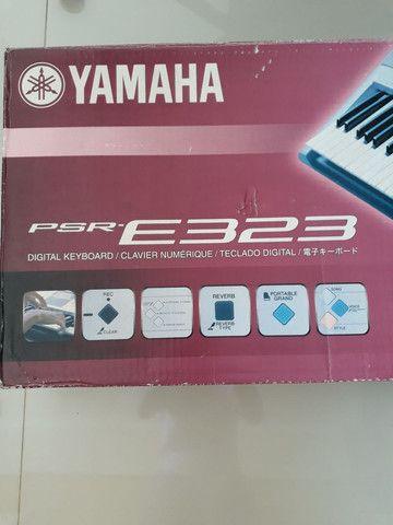 Teclado Yamaha PSR - E323 - Foto 3