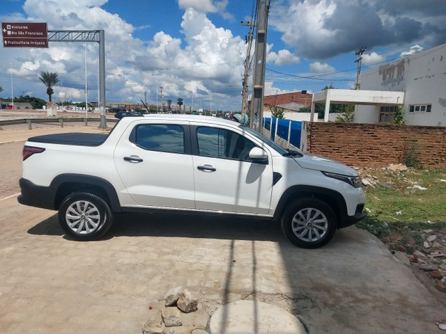Nova Fiat Strada Cabine Dupla 2021/2021 1.4 - Foto 7