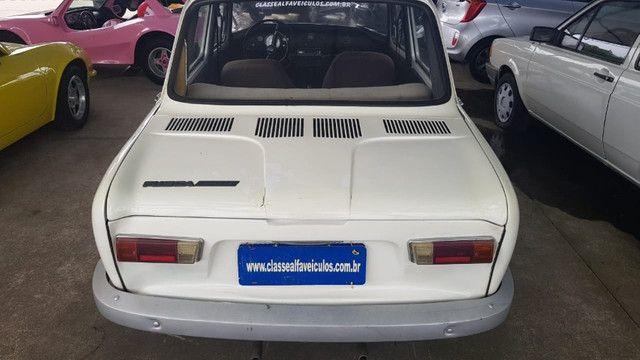 VW Fusca Zê do Caixão 1969, motor 1600; Carro de fácil restauração. - Foto 2