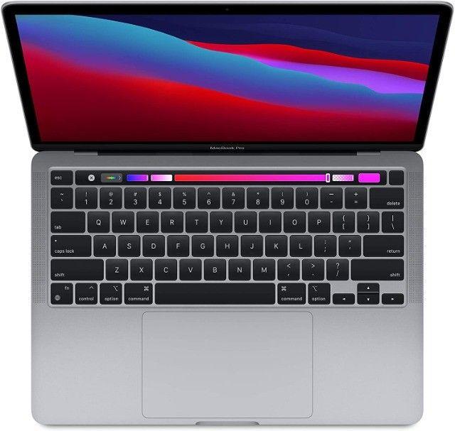 MacBook Pro 13 com TouchBar - 8GB - ssd 512GB