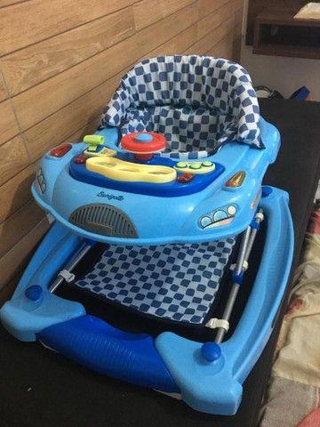 Andador baby coupé burigotto - Foto 2