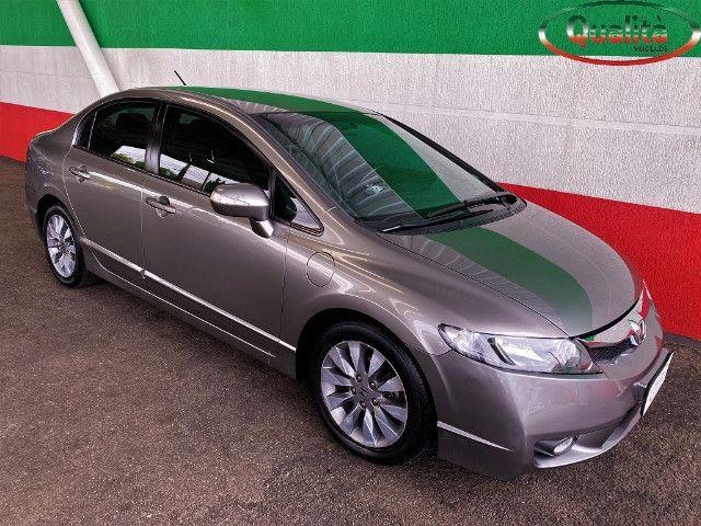 Civic LXl 1.8 Flex, Câmbio Automático, Impecável. Lindo Carro! - Foto 2