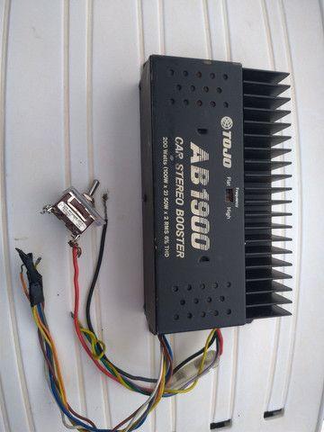 Amplificador tojo  - Foto 5