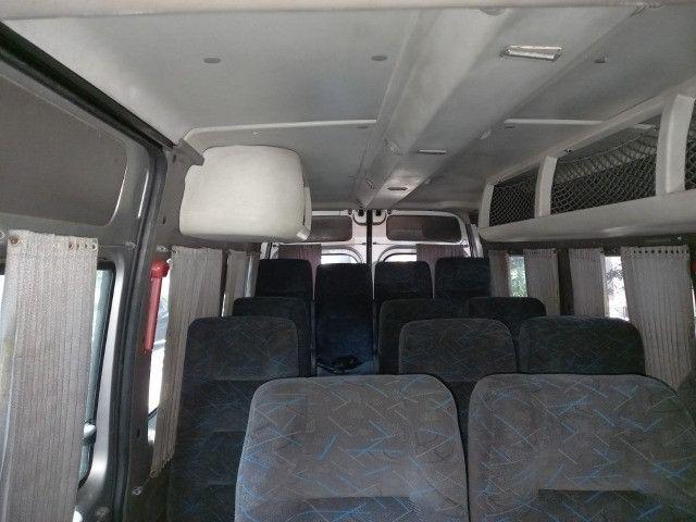 Master 2011 2.5 diesel executivo 16 passageiros - Foto 5
