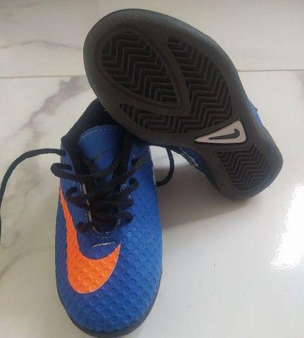 Chuteira infantil da Nike - Foto 3