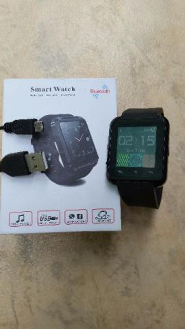 Relogio Bluetooth Smartwatch U8 Android Iphone 5 6 S5 Note