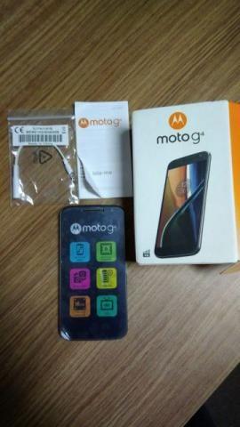 Celular Motorola Moto G4 Tela 5.5 Dual Chip 16gb 4g Original