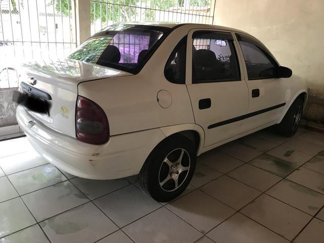 Vendo Corsa Classic R$12.000