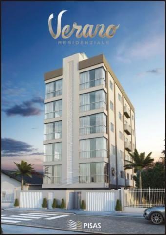 Apartamento à 300 da praia do Perequê Porto Belo SC com 3 dormitórios