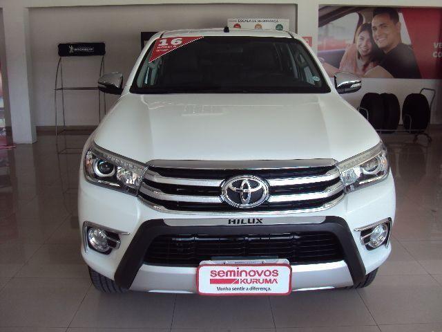Toyota Hilux Srx 2016/16 Único Dono