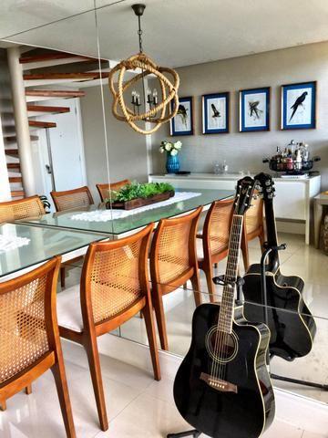 Apartamento Dúplex, 2 suítes, Alto Padrão, Decorado e Vista Panorâmica