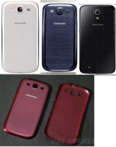 Tampa traseira Samsung - diversos