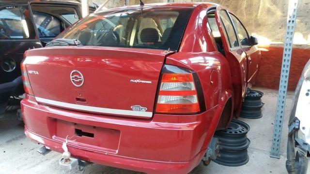 Peças usadas Chevrolet Astra 2.0 8v flex 121cv 2006 câmbio manual - Foto 2
