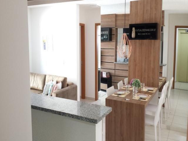 Apartamento à venda com 2 dormitórios em Vila rosa, Goiânia cod:AL1122 - Foto 4